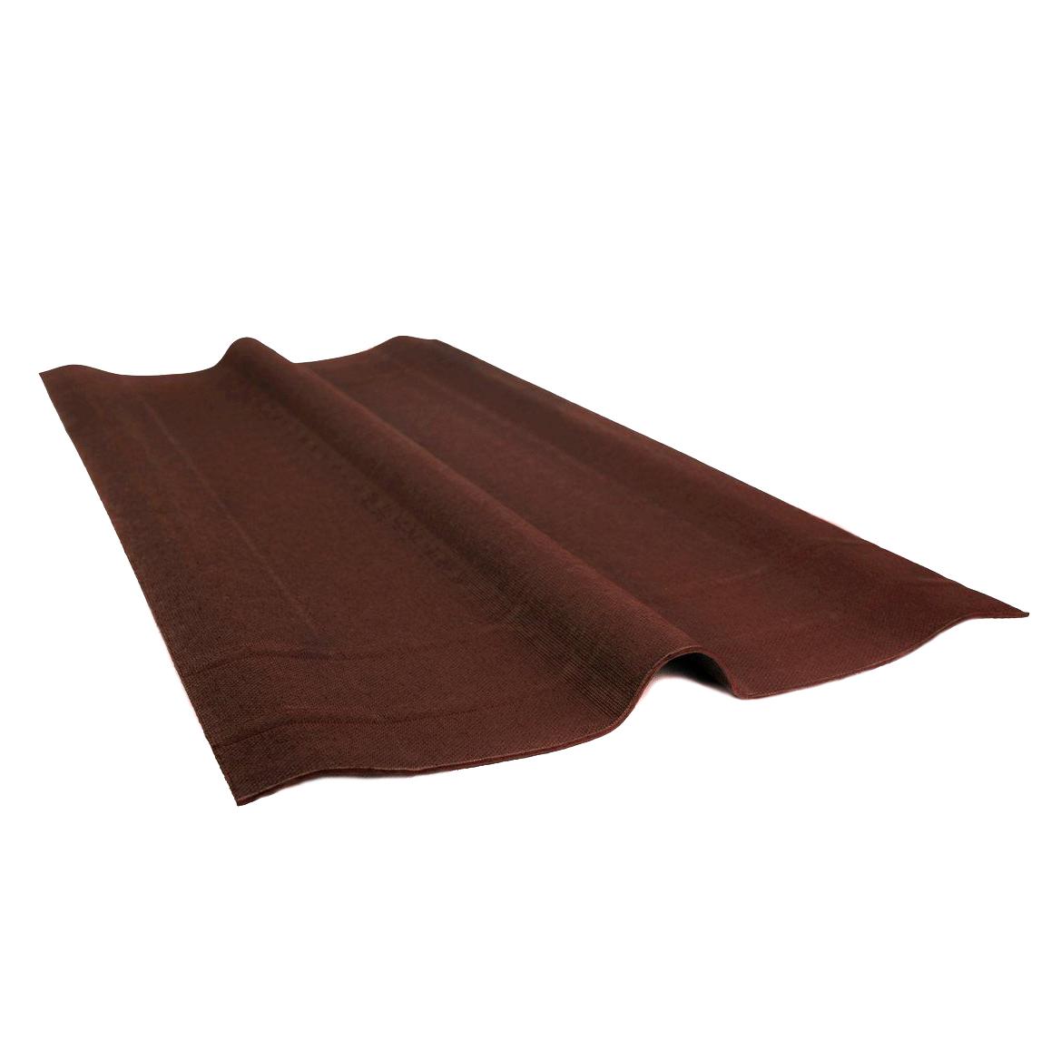 Конек коричневый Ондулин