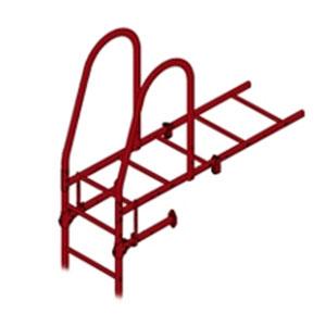 ● Лестницы кровельные и стеновые